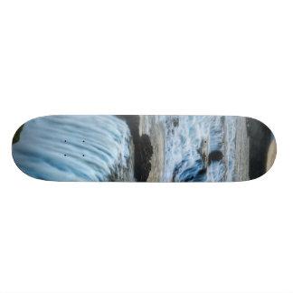 GULLFOSS WATERFALLS 2 SKATE BOARDS