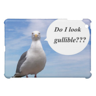 gullible seagull cover for the iPad mini