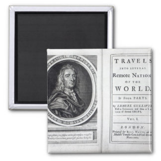 Gulliver s Travels by Jonathan Swift 1726 Refrigerator Magnets