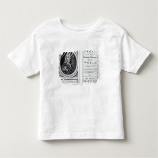 'Gulliver's Travels' by Jonathan Swift, 1726 Toddler T-Shirt