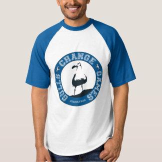 Gulls Change Games Men's Raglan T-Shirt