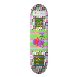 Gum Drop Skateboard