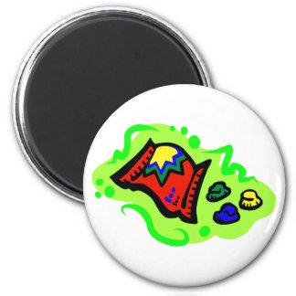 Gum Drops 6 Cm Round Magnet