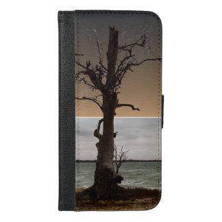 Gum Tree Popout Art, iPhone 6/6S Plus Wallet