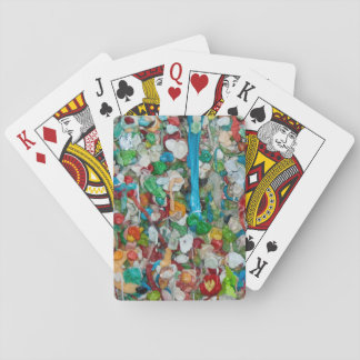 Gum Wall Playing Cards