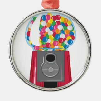Gumball Machine Christmas Ornament