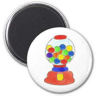 Gumball Machine Magnets