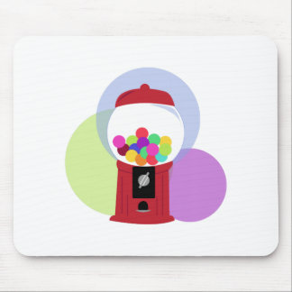 Gumball Machine Mouse Pad