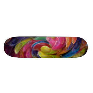 Gumball Swirl Skateboard