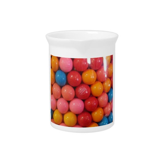 gumballs beverage pitchers
