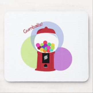 Gumballs Mousepad