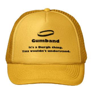 gumband cap