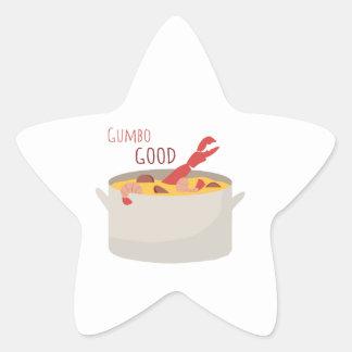 Gumbo Good Stickers