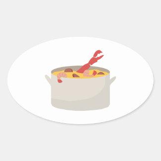 Gumbo Pot Sticker