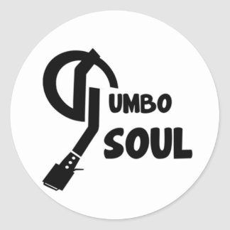 Gumbo Soul Stickers