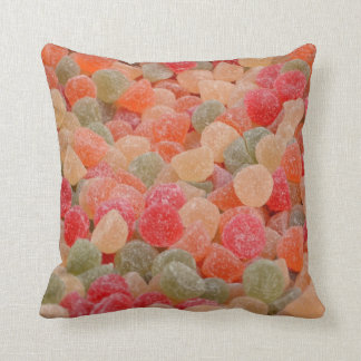Gumdrop Candy Pillow Throw Cushions