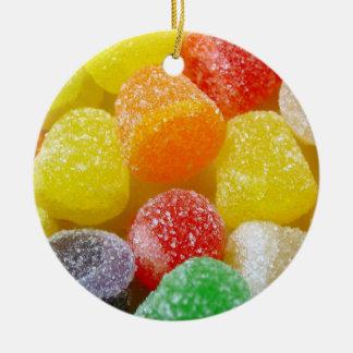 Gumdrops Candy Christmas Ornament