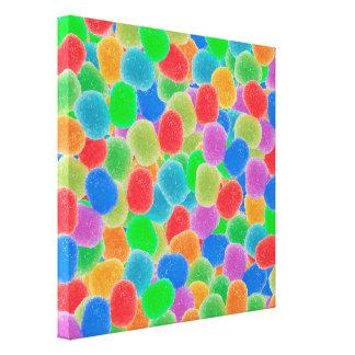 Gumdrops Canvas Prints