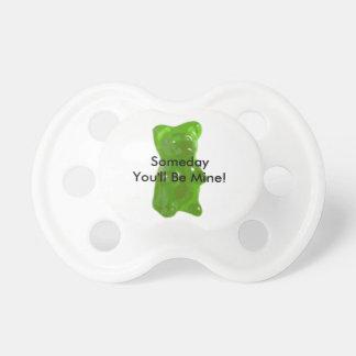 Gummi Bear Pacifier