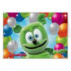 Gummibär (The Gummy Bear) Birthday Card
