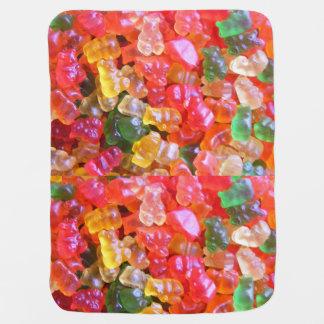 Gummy All Your Lovin' Baby Blanket