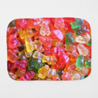 Gummy All Your Lovin' Burp Cloth