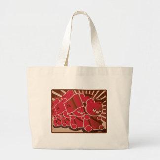 Gummy Army Canvas Bag