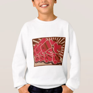 Gummy Army Sweatshirt