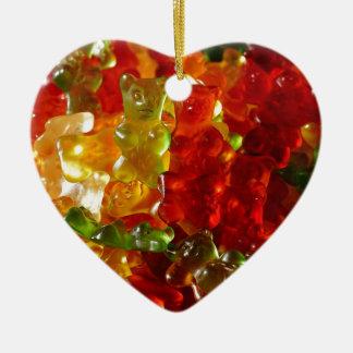 Gummy Bear Christmas Ornament