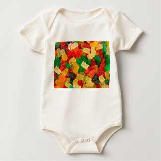 Gummy Bear Rainbow Colored Candy Baby Creeper