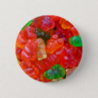 Gummy Bears 6 Cm Round Badge