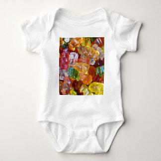 Gummy Bears Baby Bodysuit
