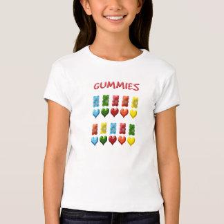 Gummy Bears, Jelly Hearts T Shirts