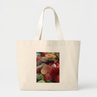 Gummy Candy Tote Bags
