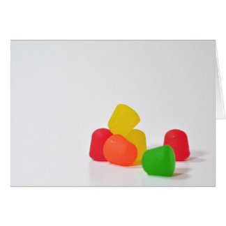 Gummy Drops Card