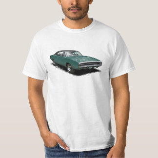 Gump green Classic Charger t-Shirt
