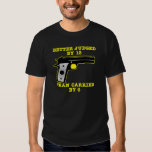 Gun Better Tried By 12 Than Carried By 6 T-shirt