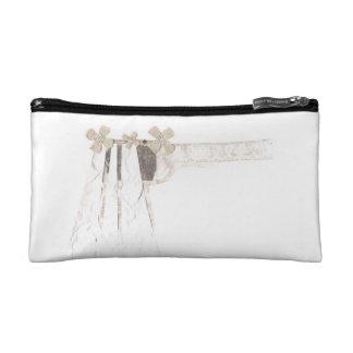 Gun Bride Cosmetics Bag Cosmetics Bags