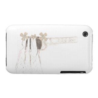 Gun Bride I-Phone 3G/3GS Case