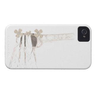 Gun Bride I-Phone 4 Case
