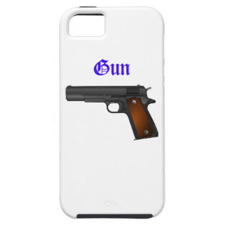 Gun iPhone 5 Cases