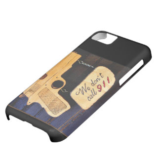 Gun iPhone 5C Covers