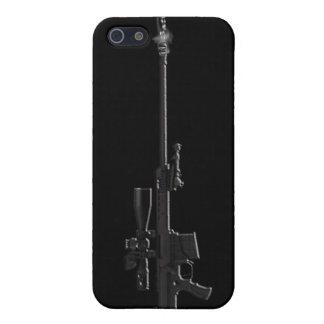 Gun Case iPhone 5 Cover