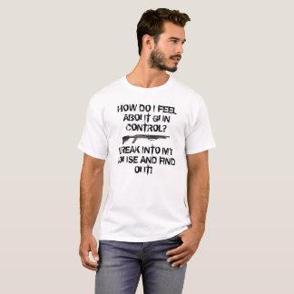 Gun Control 12 Gauge T-Shirt