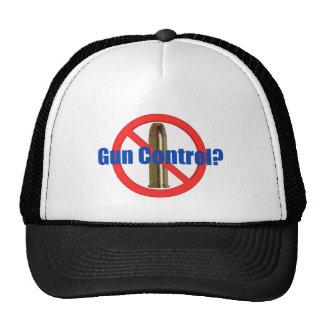 Gun Control Hat
