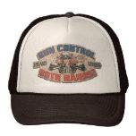 Gun Control Means Two Hands Retro Trucker Hat