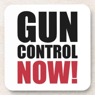 Gun control now coaster