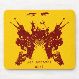 Gun Control, NOW! Mousepad
