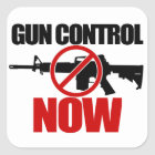 Gun Control NOW! Square Sticker