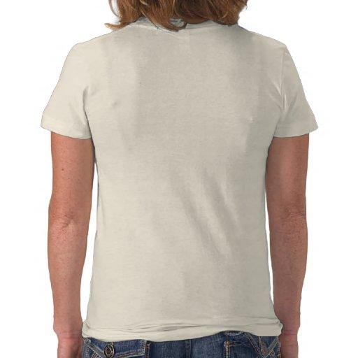 GUN CONTROL : The theory that a woman found dea... T-shirts